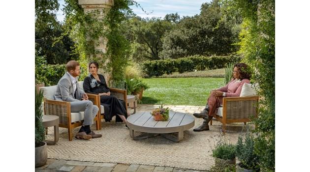 Платили 9 млн. долара на Опра за интервюто с Хари и Меган. Те не взели нищо, но се рекламират
