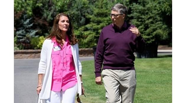 Коя е жената, развела Бил Гейтс?