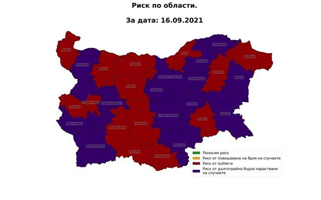 Николай Витанов: София влезе в червената зона