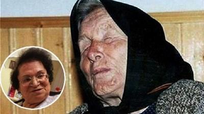 """Д-р Кирчева (на малката снимка) твърди, че Ванга не е обичала да говори за политика. Снимка """"България Днес"""""""