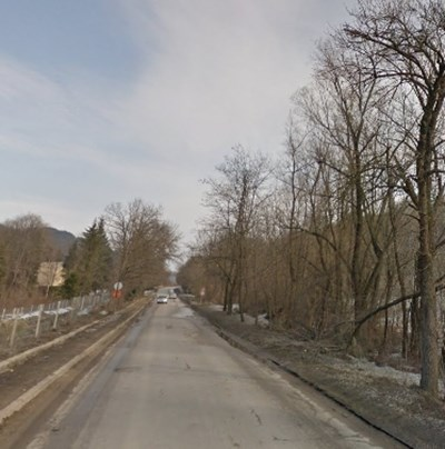 Пътят Троян - Орешак СНИМКА: Google Street View