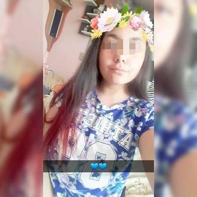 Убитото 11-годишно момиче от Бургас Никол СНИМКА: Фейсбук