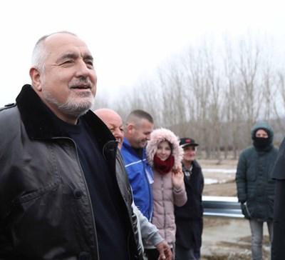 Борисов с различна визия през няколко дни  СНИМКИ: ЛИЧЕН ПРОФИЛ ВЪВ ФЕЙСБУК