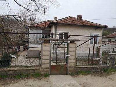 Къщата където се е разиграла трагедията