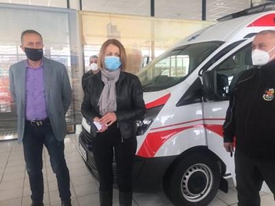 """""""Мото Пфое"""" даде линейка на София, ще обслужва домовете за възрастни"""