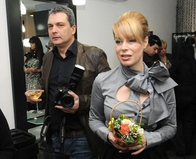 Мира Добрева и Георги Торнев са женени от девет години. СНИМКА: АРХИВ