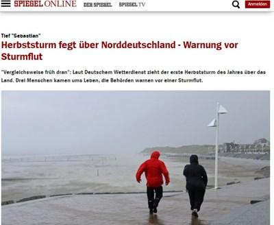 Факсимиле: spiegel.de