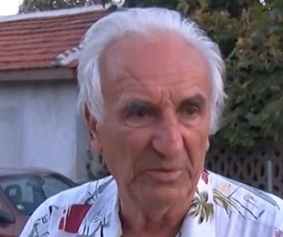 Георги Радев - бащата на Румен Радев Кадър: Нова телевизия/vbox7