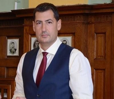 Кметът на Пловдив Иван Тотев