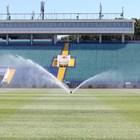 """Стадион """"Васил Левски"""" трябва да поднови лиценза си за провеждане на международни футболни срещи, за да стане домакин на мача с Унгария на 26 март."""
