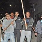Ромът Галин наби ченге и строши патрулка