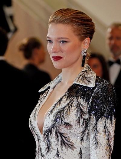 Френската актриса Леа Седу