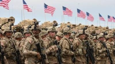 Американската армия е най-могъщата в света. СНИМКА: РОЙТЕРС