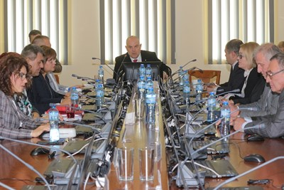Прокурорската колегия на ВСС