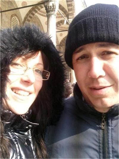 Георги Тепавичаров и съпругата му Николина Снимка: Фейсбук