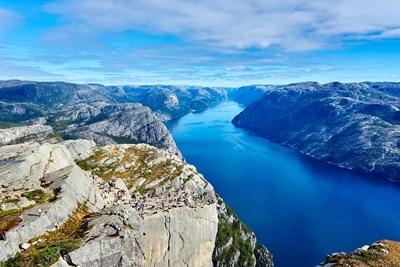 Норвегия Снимки: Pixabay