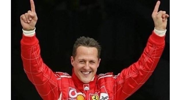 """Близък до Шумахер: Гледахме """"Формула 1"""" заедно, възстановява се отлично"""