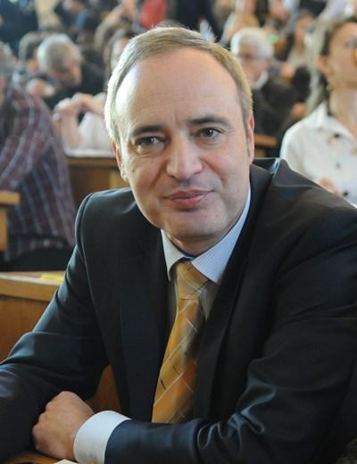 Проф. Анастас Герджиков