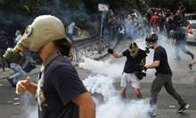 """Сблъсъци в Атина след съдебно решение за """"Златна зора"""""""