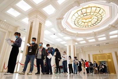 Населението на Китай се е увеличило с над 5% за 10 години СНИМКА: РОЙТЕРС