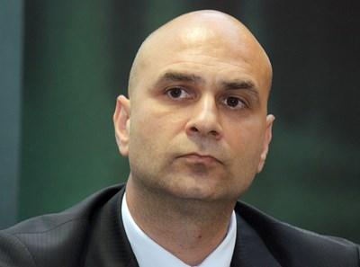 Димитър Франтишек - административен ръководител на Специализираната прокуратура СНИМКА: Румяна Тонeва
