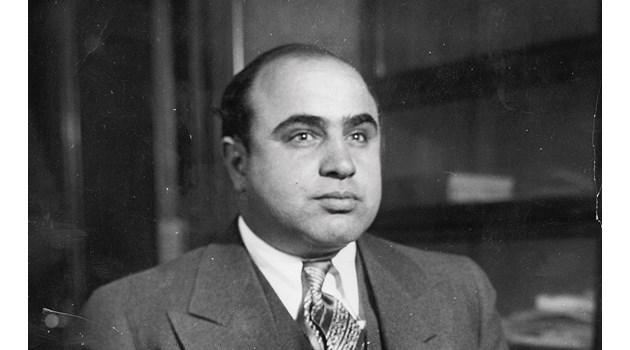 Нежният Ал Капоне в Алкатрас