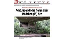 Почна дело срещу българи, изнасилили 13-годишна в Германия (Обзор)
