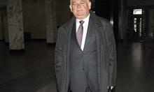 ВКС спря дело за 5 млн. лв. срещу ген. Кирчо Киров по здравословни причини