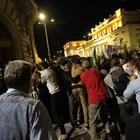 76-и ден, ІІІ въстание: Напрежението спадна, протестиращите се разотиват (Снимки)