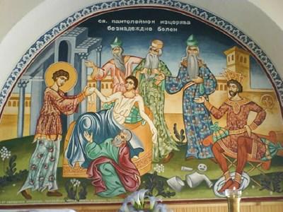 Пристига изключително ценна светиня – Главата на св. Панталеймон–Лечителя