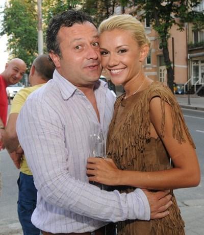 Димитър Рачков и Мария Игнатова в добрите стари времена Снимка: Архив