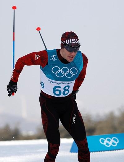 Трета поредна титла в дисциплината спечели легендата Дарио Колоня от Швейцария. Снимка РОЙТЕРС