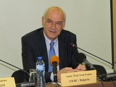 Председателят на КЕВР Иван Иванов СНИМКА: Архив
