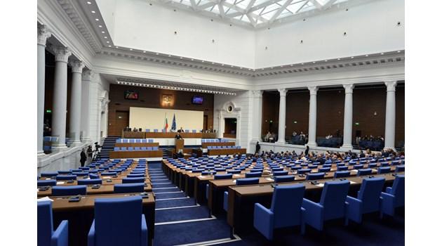 Изборният ден - 48 часа, ако има епидемия, решиха депутатите на първо четене