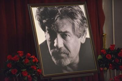 На 27 ноември се навършва година от кончината на Стефан Данаилов. СНИМКА: Румяна Тонeва