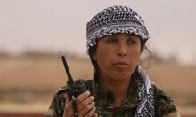 Кюрдската амазонка, която освободи Рака