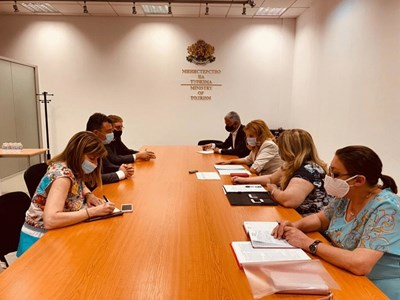 Снимка правителствен пресцентър