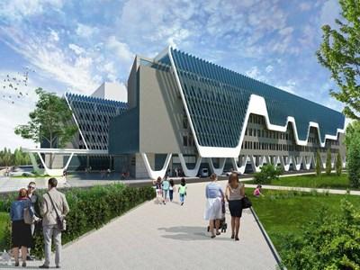 Проектът на арх. Димитър Дачев