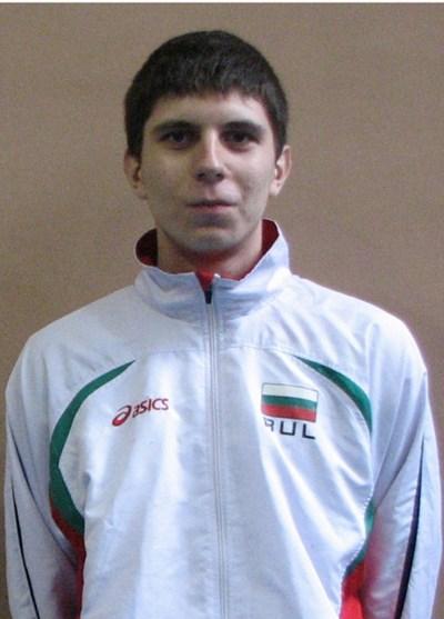 Спас Байрев е дал положителна допинг проба за марихуана  Снимка : bgvolleyball.com
