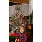 Йоанна от Раднево е готова за посрещането на Дядо Коледа
