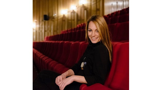 Силвия Петкова озвучава премиерните аудио книги за Хари Потър на български език