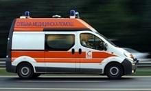 """Четирима гърци са в болница в Пазарджик след удар от тир на """"Тракия"""""""