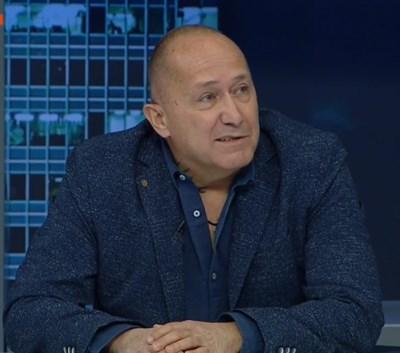 Д-р Дончо Дончев от ВМА , който е преболедувал коронавирусна инфекция КАДЪР: БНТ