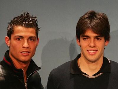 Новите супернападатели на Реал - Роналдо и Кака