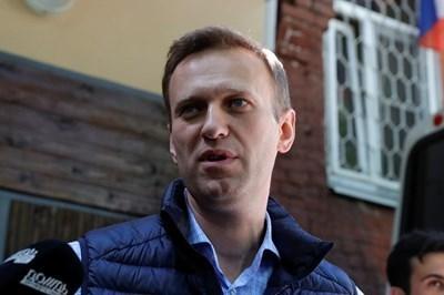 Алексей Навални СНИМКА: Ройтерс