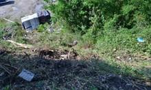 Аквапланинг - причината за катастрофата в Своге? (Снимки)