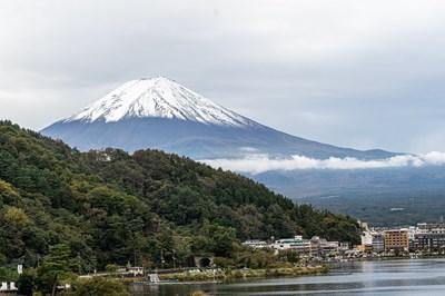Градът ще бъде построен на терена на затворен завод в подножието на планината Фуджи. СНИМКА: СНИМКА: PIXABAY