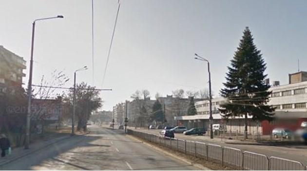 Млада шофьорка уби моторист на пътя във Варна