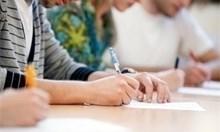 Седмокласниците ще пишат по вариант №1 на матурата по български език