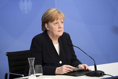 Ангела Меркел: Инвестиционното споразумение между ЕС и Китай ще бъде от полза за двете страни